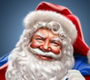 Portrait of contractor Santa (2015)