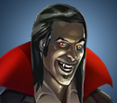 Portrait of contractor Dracula