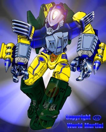 Hornet As Wildrider