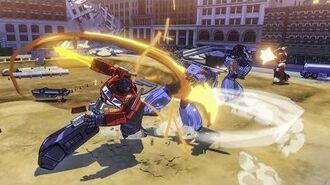 Transformers Devastation Gameplay Demo - IGN Live E3 2015