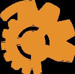 Cyber Key symbol Gigantion