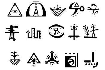 Vok Golden Disk Symbols - Beast Wars