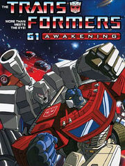 TransformersG1Awakening cover