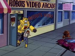 Arcade Front