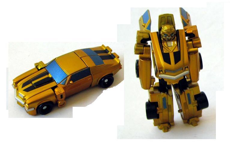 Bumblebee Tyran Toys Teletraan I The Transformers