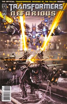 Transformers Nefarious 2