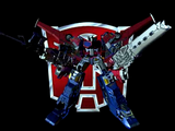 Optimus Prime (super) (pose)