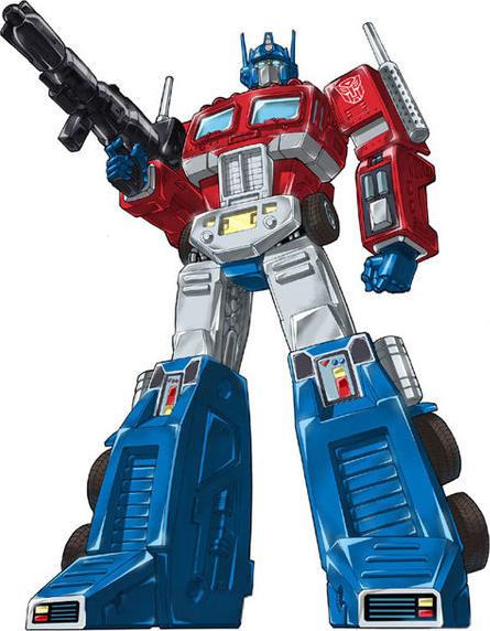 Image g1 teletraan i the transformers - Optimus prime dessin ...
