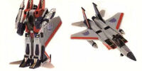 Starscream (Primax)/Toys
