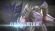 Transformers Rise of the Dark Spark - Megatron Trailer-0