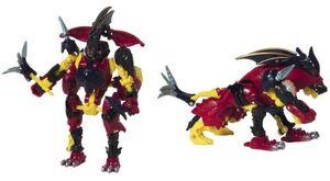 RID Bruticus Toy