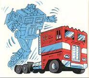 Transformers - MFFP 18