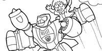 Complete Go-Bots Power!