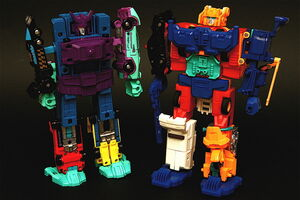 G2 Menasor and G2 Defensor