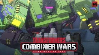 "Transformers Combiner Wars - Episode 6 ""A War of Giants"""