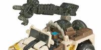 Crosshairs (Tyran)/Toys