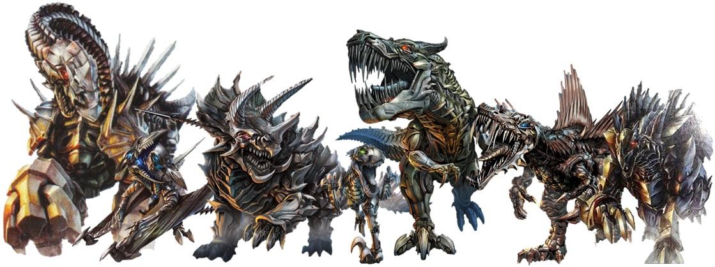 Transformers 4 Dinobot Grimlock