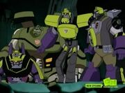 TFA Bulky and Constructicons