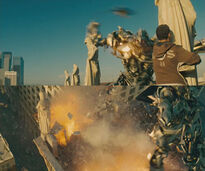 Movie Megatron maceattack