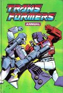 Transformers annual 1990