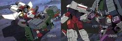 Armada Rebellion Megs SS fight