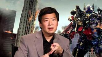 Ken Jeong 'Transformers 3 Dark of the Moon' Interview