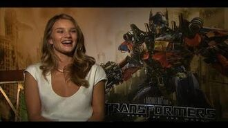 TRANSFORMERS 3 Interviews with Shia LaBeouf, Rosie Huntington-Whiteley, Tyrese Gibson and more!