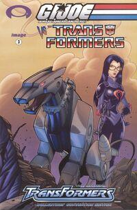 GI Joe vs Transformers 3c