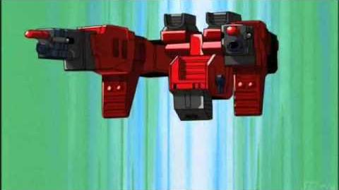 Optimus Prime- Overload Powerlink