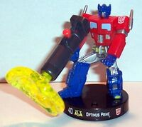 Attacktix Optimus Prime