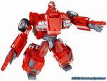 Marvel Transformers Carnage Robot
