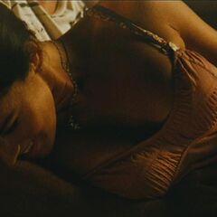 Mikaela sleeping with Sam