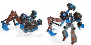 Botcon2006Dinobot toy