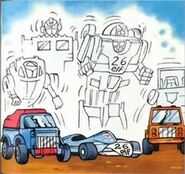 Transformers ALS 22