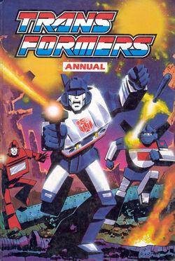 Transformers annual 1991