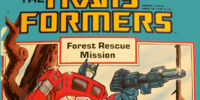 Forest Rescue Mission