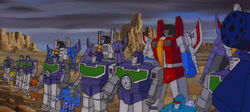 GenericDecepticons MTMTE