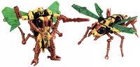 BW FoxKidsTransmetal Waspinator toy