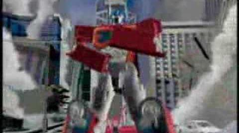 Transformers Car Robot Intro