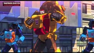Transformers Devastation Trailer E3 2015
