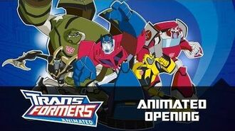 Transformers Animated Opening