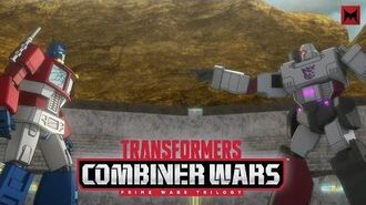 "Transformers Combiner Wars - Episode 4 ""Unforgotten"""