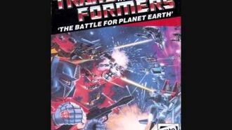 Transformers The Battle for Planet Earth Part 1 - Terror of Mount Sheela