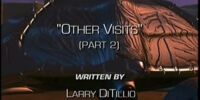 Other Visits (Part 2)