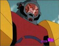 TFA Omega Supreme Megatron Face