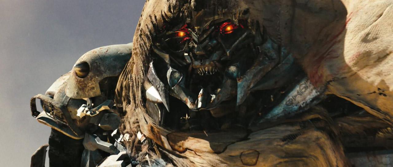 Transformers Dotm Megatron Dotm-megatron-face