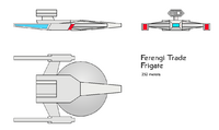 Ferengi Trade Frigate
