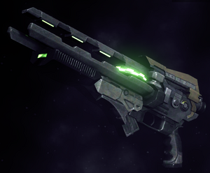 Juggernaut Spinfusor MKD