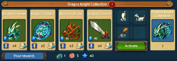 how to get dragos scales in tribez and castlez