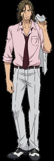 Kogoro Akechi